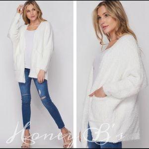 🍋 Softest Cardigan Sweater • NWOT